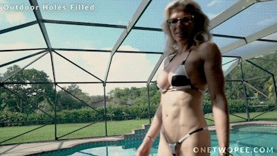 Cory Chase in Pee Loving Dirty MILF - Outdoor Holes Filed - 1080p