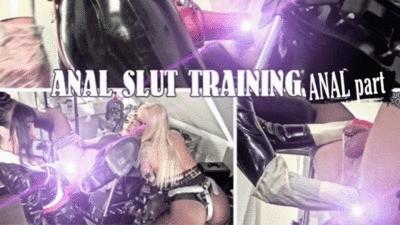 Anal Slut Training - ANAL Part!