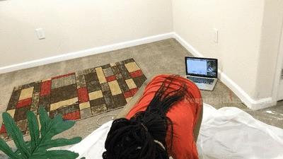 Alonna's Webcam'in, Mudbath'in & More!!