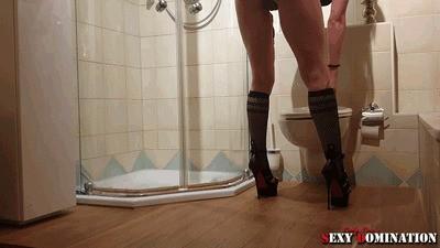 Toilet slavery