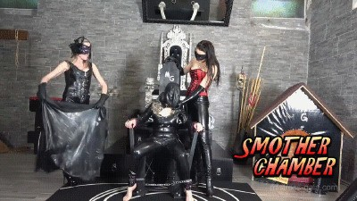MISTRESS GAIA - SMOTHER CHAMBER - HD
