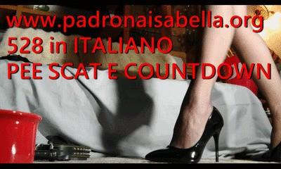 528 SCAT & COUNTDOWN (ITA) by Mistress Isabella