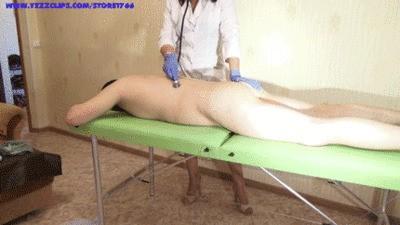Shit Feeding by Nurse