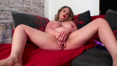 My First Panty Stuffing Video 4K UHD