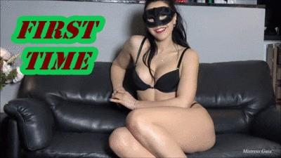 MISTRESS GAIA - FIRST TIME - HD