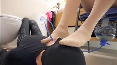 New woman meet toilet slave - episode 01 - HD1920x1080