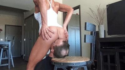 Asshole face grinding