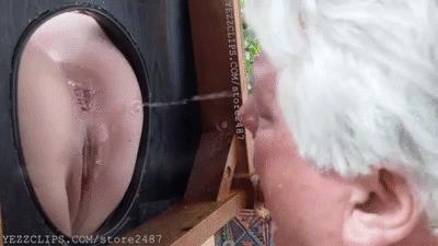 Feeding My Toilet Slave