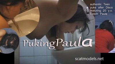 Puking Paula...