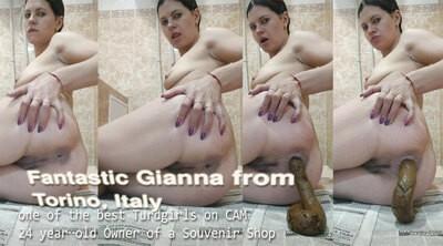 Hot Gianna from Bologna....