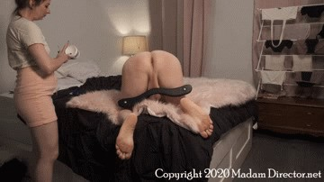 Peaches and Lola - If Health Protocols are Not Adhered to Punishment will be Swift (1080 HD)