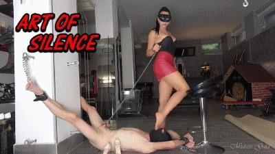 MISTRESS GAIA - ART OF SILENCE - HD