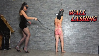 MISTRESS GAIA - WALL LASHING - HD