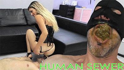 MISTRESS ISIDE - HUMAN SEWER HD