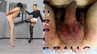 MISTRESS ISIDE- PURPLE BALLS HD