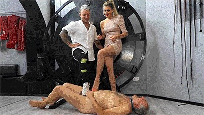 MISTRESS ISIDE - HUMAN CARPET FOR MISTRESSES AND MASTERS HD