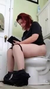 Krystal October 26 Friends potty for mobile