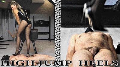 MISTRESS ISIDE - HIGH JUMP HEELS HD