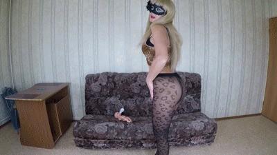 Shitty Pantyhose & Doll Fetish