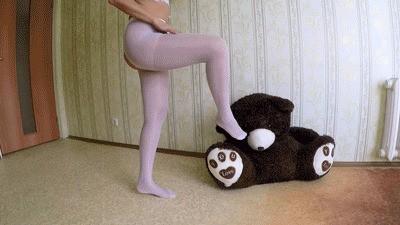 Shitty Teddy Bear