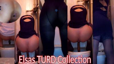 Elsas Turd Collection
