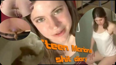 Teen Marions Scat Diary