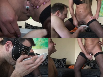 Princess Nikki and cathy Heaven-Piss Drink