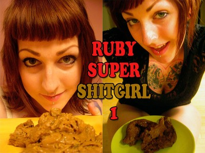 Ruby the Supershitgirl
