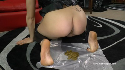 MISTRESS GAIA - HOW MUCH SHIT FOR YOU!