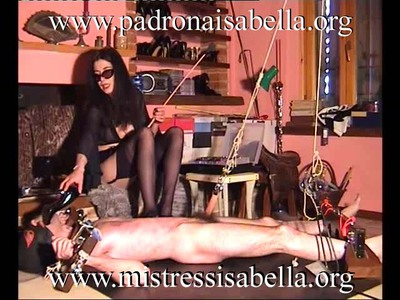 093.2 Torture: nipples and dick