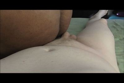 Farting on Dick