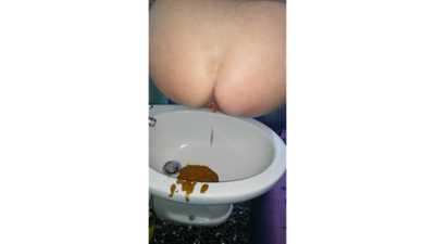 Diarrhea Shower