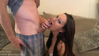 bi-sex cum eating