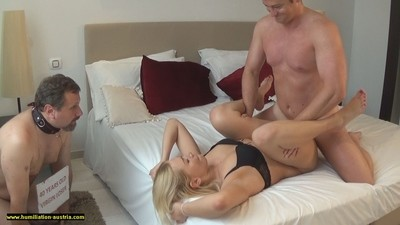 Master fucks Agneta - Joschi  have to look