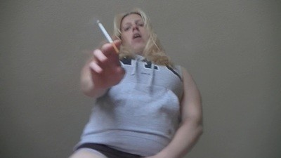 Big Farts and smoking