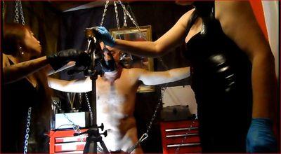 2 Mistress shit for slave no 16  Part 2