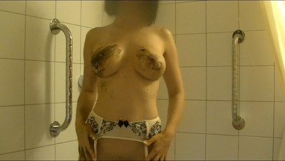 Showering After Scat Session