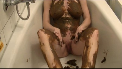 Body Covered With Shit