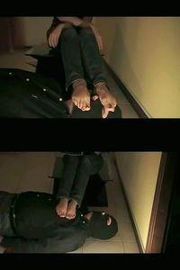 Bad Milf Human Footstool (mobile Version)