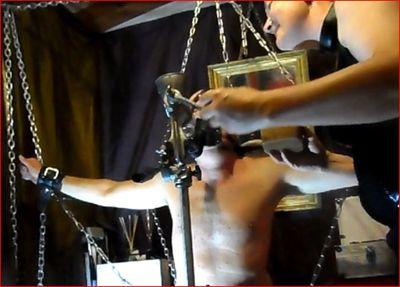 2 Mistress, Shit for slave no 16