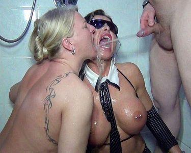 Jessy and Rosella's piss-Bang! Part 2!!