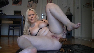 Crass Shit sausage and Dildo deep in Asshole
