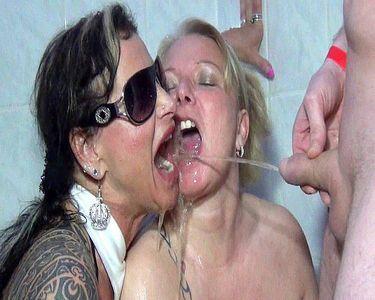 Jessy and Rosella's Piss-Bang! Part 4!!