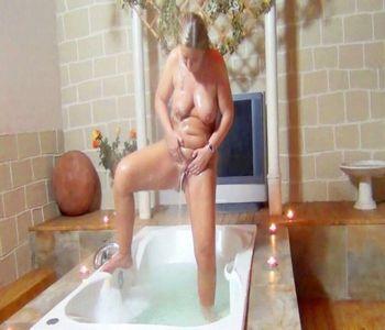 Public in the sauna, pissing in the hot tub!