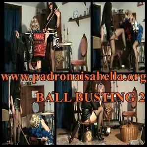 161.2 PADRONA ISABELLA Ballbusting 2