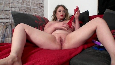 My First Panty Stuffing Video 1080P HD