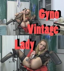 gyno vintage lady