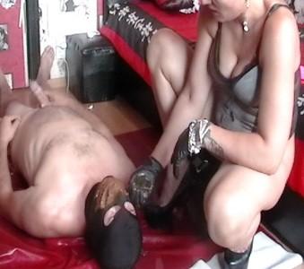 Goddess Anita - Hard Fucking Then Shitting