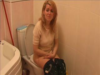 Martina Gassy Toilet