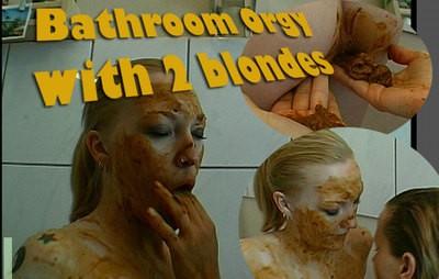 Shitting Bathroom Babes...